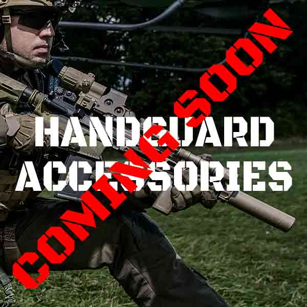 Reconbrothers - Handguard Accessories Comming Soon Image
