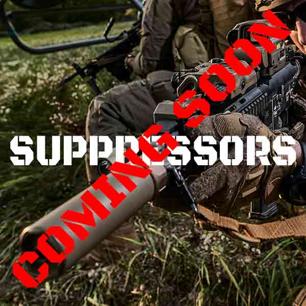 Reconbrothers - Suppressors Coming Soon Image