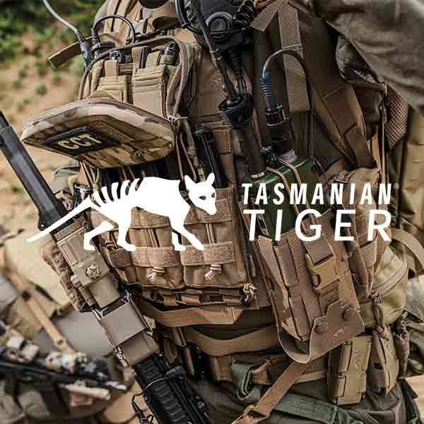 Reconbrothers - Tasmanian Tiger Logo