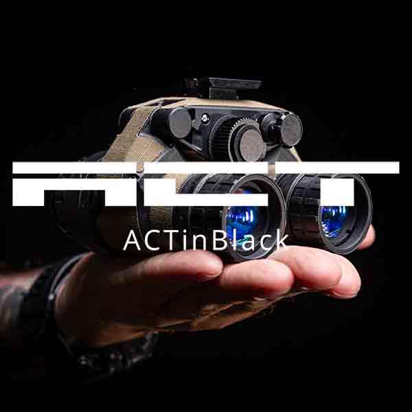 Reconbrothers - ACTinBlack Brand logo image